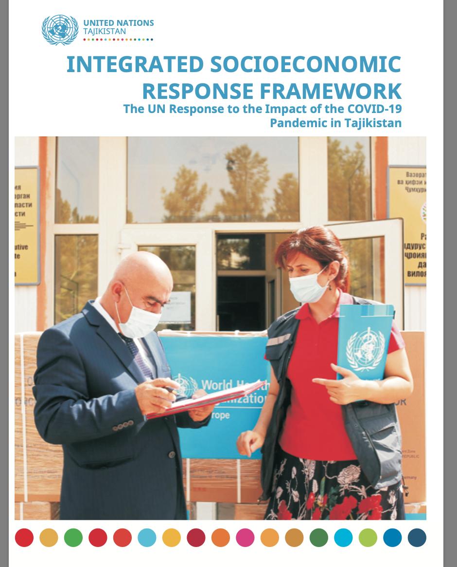 Feedback on the Integrated Socioeconomic Response Framework (ISEF)