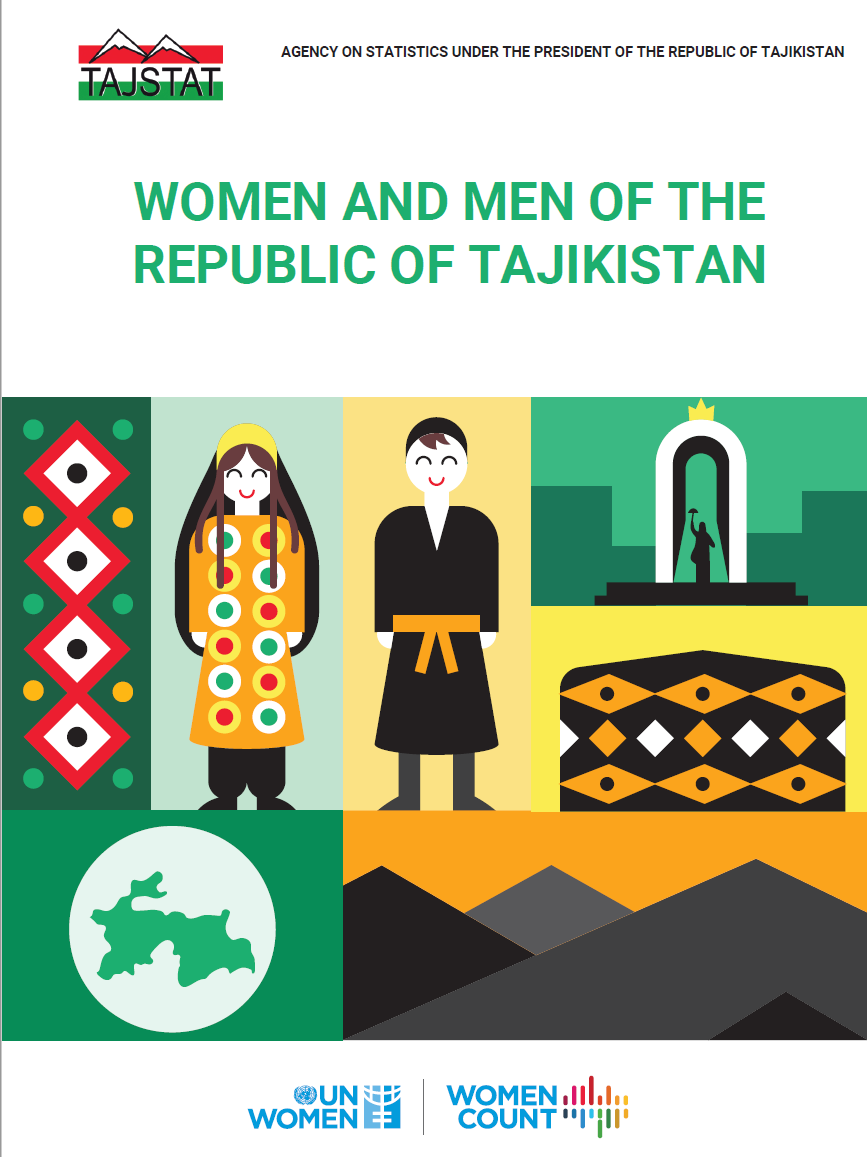 Women and Men of the Republic of Tajikistan Statistical Book